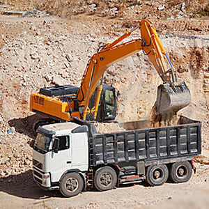 earth movers services in sanand